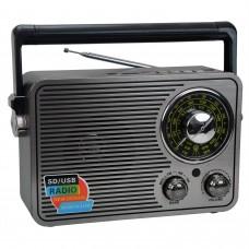 Kemai HD-1176BT Bluetooth Nostalji Radio
