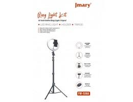 JMARY FM-536A Selfie Işığı Telefon Tutuculu Tripod