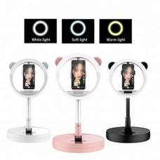Mai Appearance G2 LED Selfie Işığı Telefon Tutuculu Tripod