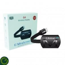 Blueway Yeni Sürüm MiraScreen G4 Kablosuz HDMI Görüntü Aktarıcı 1080p
